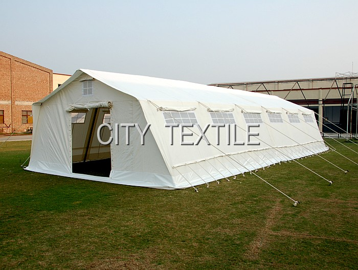 Dispensary Tent - Frame Type - Emergency Relief Tents|Pole Tents ...