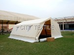 Single Fold - Dispensary Frame Tent - Main