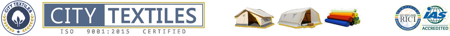 Emergency Relief Tents | Pole Tents | Frame Tents| City Textiles (PVT) LTD